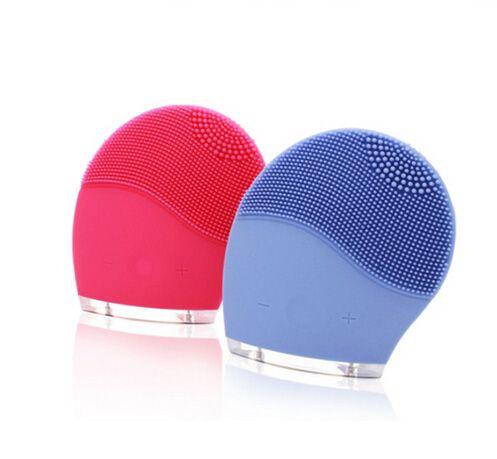 Beleza equipamentos Easyface de Silicone pele facial escova de lavagem de limpeza branqueamento alishoppbrasil