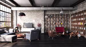Resultado de imagen para fantastic loft industrial style
