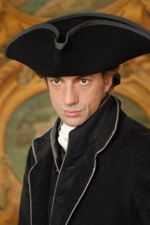 Actor Jerome Robart - Nicolas Le Floch