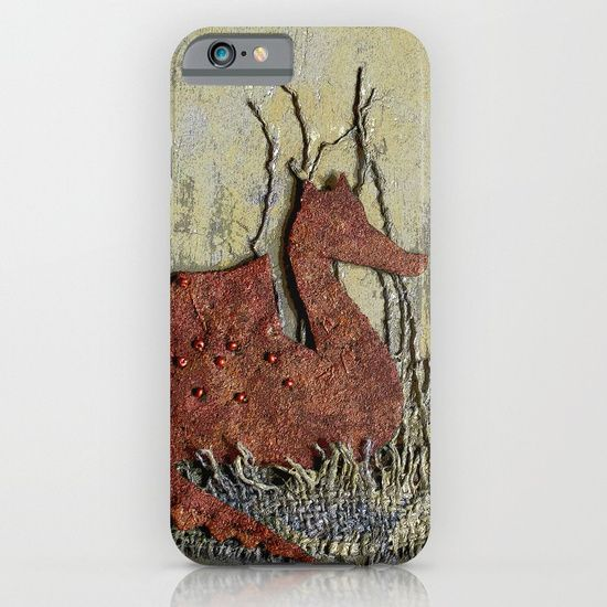 Copper dragon iPhone & iPod Case