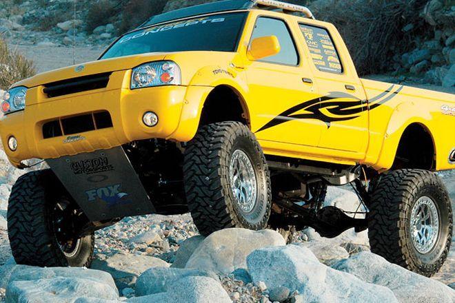 2002 Nissan Frontier Crew Cab - Chuck Wagon