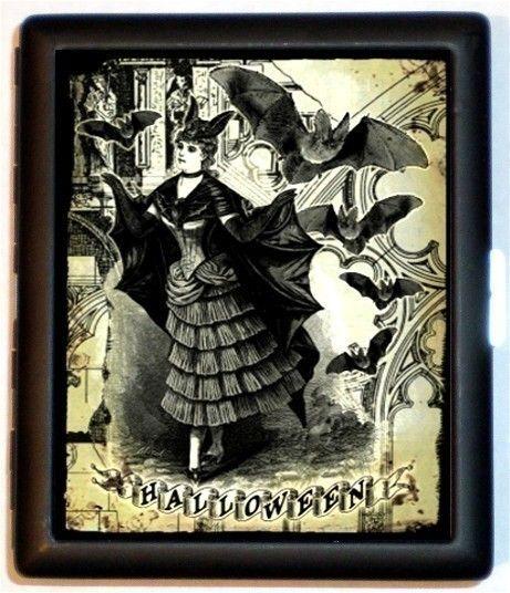 Halloween Bat Costume Woman Victorian Vampire