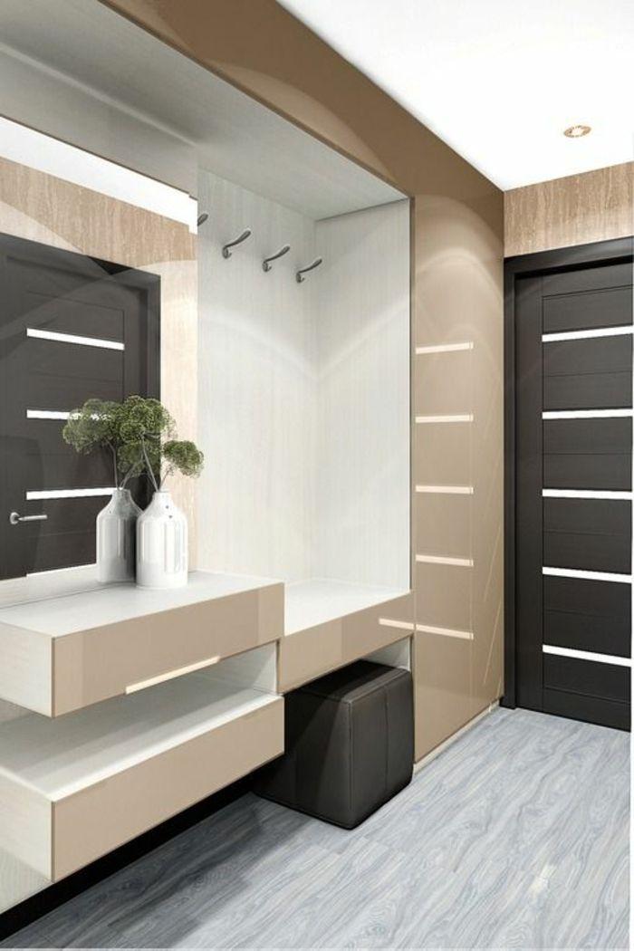 226 best images about entr e et couloir on pinterest for Decoration entree