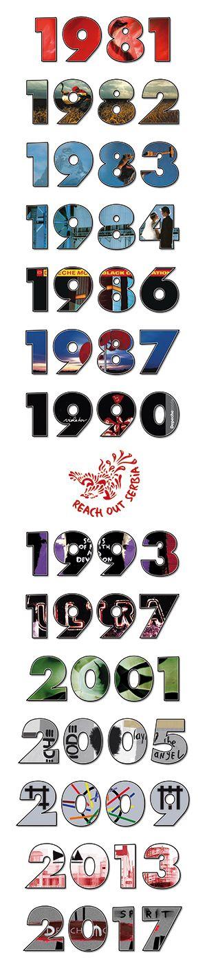 Depeche Mode :  1981 - forever