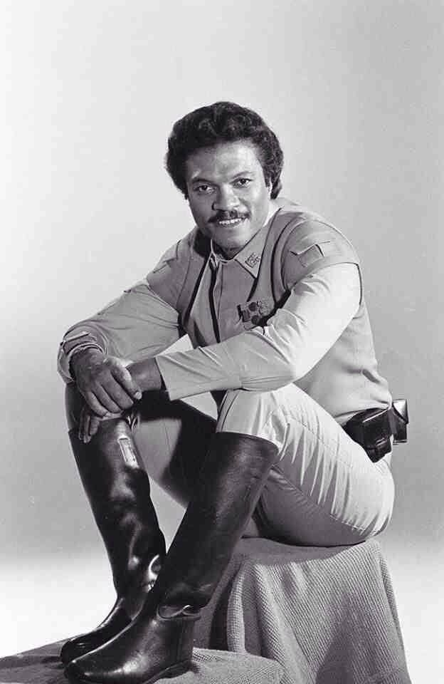 Billy Dee Williams aka Lando