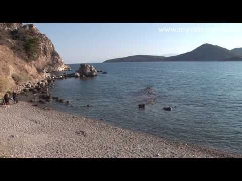 ▶ Tolo - a seaside resort near Nafplio in the Peloponnese - #Greece HD #Travelvideo