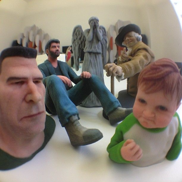 Photo by shapeways - memes ARE REAL #shapeways #meme