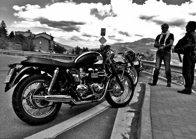 motographite: Cafe Racer Parma - 1
