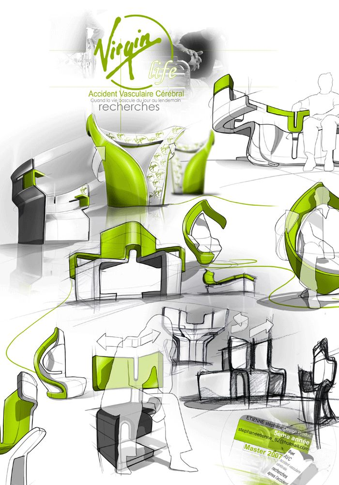 114 best images about furniture sketches on pinterest for Product design chair
