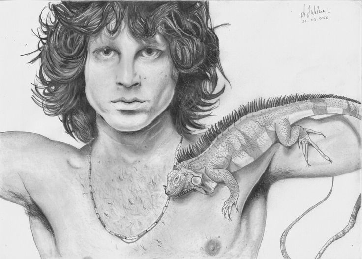 Lizard King                                         Artista: A.J Walker