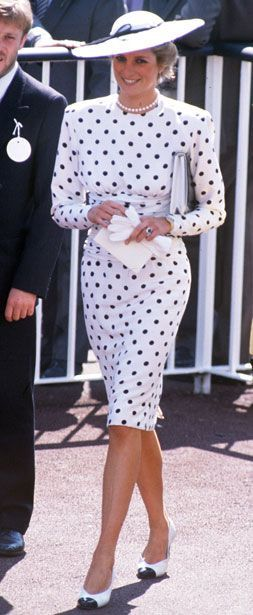 What a classy woman!!! She was too good for that clown Charles anyway...