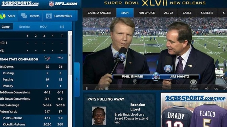 How to live stream the Super Bowl this weekend #technology