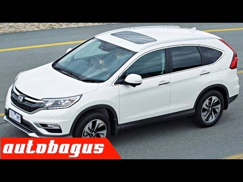 2017 Honda CR-V Review Walkaround Exterior and Interior With Full Specif...