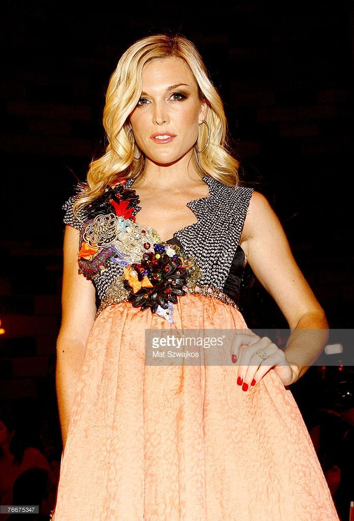 Tinsley Mortimer attends the Heatherette 2008 Fashion Show at Gotham Hall during the Mercedes-Benz Fashion Week Spring 2008 on September 11, 2007 in New York City.