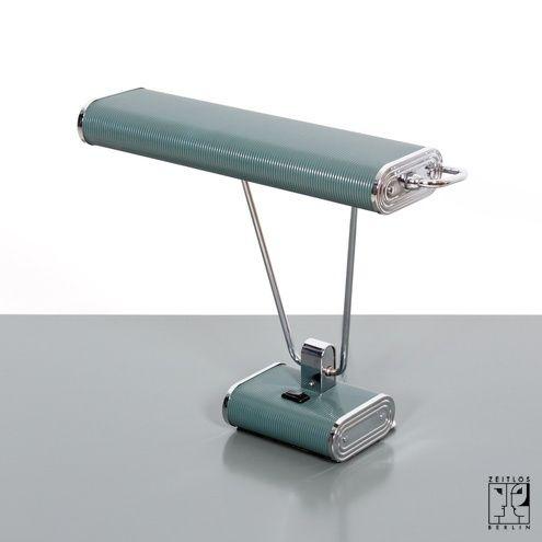 Classic desk lamp by Eileen Gray, 1935 ...