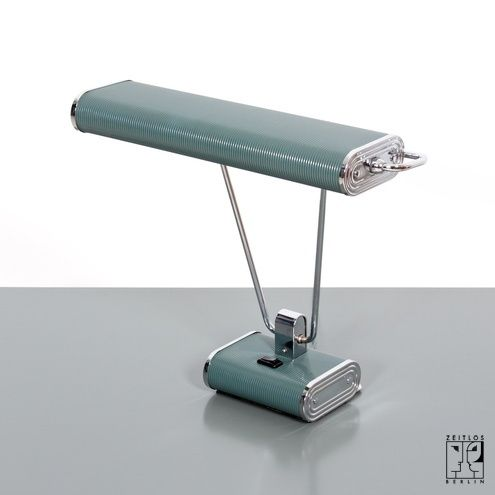 Classic desk lamp by Eileen Gray, 1935 ...