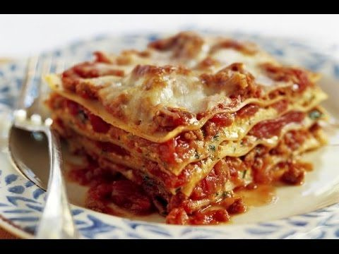 glamified92: How to make lasagna without ricotta cheese - Thanksgiving recipe