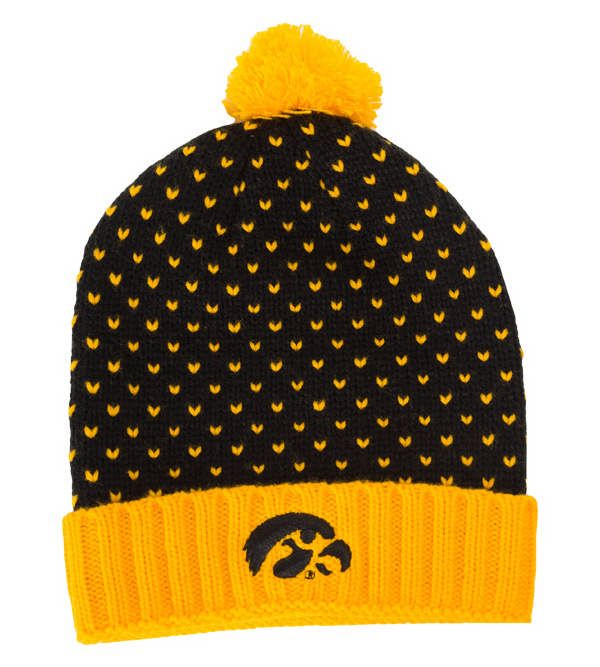 Iowa Hawkeyes Nike DNA Knit Hat