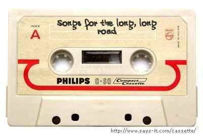 Musik hast Du Dir auf Kassetten…