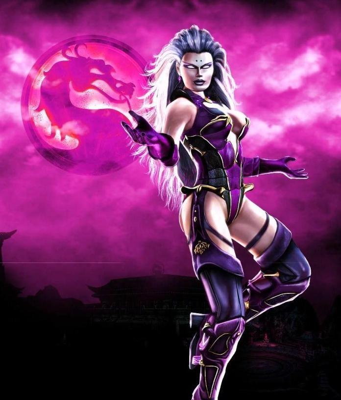 Hot Pictures Of Sindel Mortal Kombat Harley And Joker Love Female Fighter
