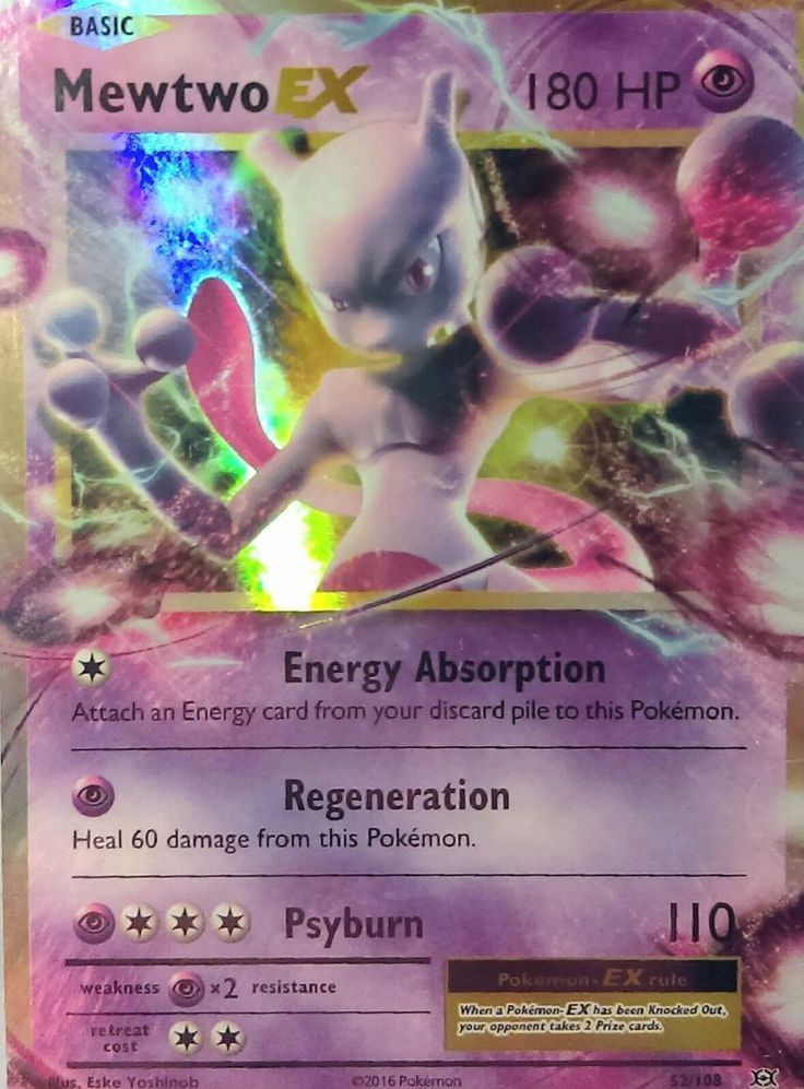 Mewtwo EX Full Art XY Evolutions. Mint PSA 10. Holographic. | Toys & Hobbies, Collectible Card Games, Pokémon Trading Card Game | eBay!