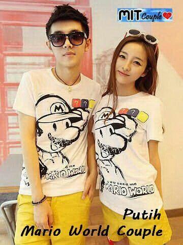 Jual baju couple, start from 85rb sepasang ^^ ada juga dress couple, kemeja couple, jaket couple, dkk model KOREA, dari YOGYAKARTA ^^ bisa dropship  more info ^^ sms   :  085640581864 bb    :  79024d60