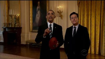 EkpoEsito.Com : Obama predicts Super Bowl 2016 winner on 'The Late...