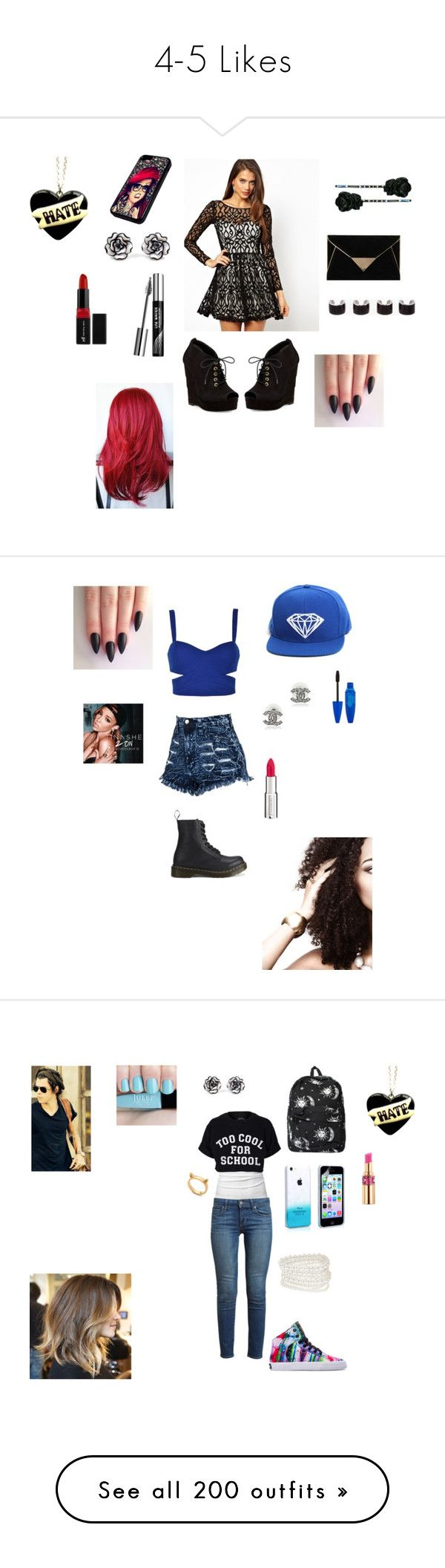 """""""4-5 Likes"""" by sosfamforlife ❤ liked on Polyvore featuring Lipsy, Diane Von Furstenberg, Maison Margiela, Lise Watier, Ally Fashion, Dr. Martens, Diamond Supply Co., Givenchy, James Perse and Filles à papa"""