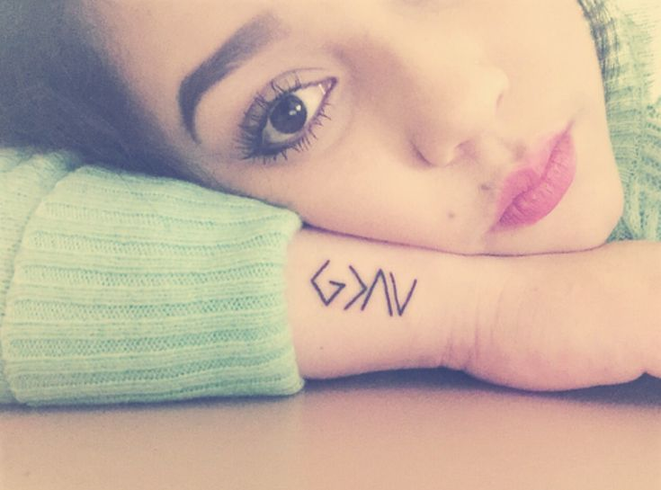 """God Is Greater Than The Highs & Lows"" tattoo ideas."