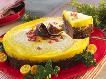 Choklad och saffran ihop är ljuvligt gott!