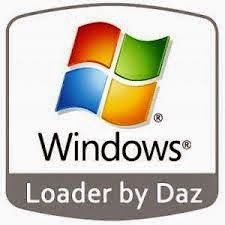 #windowsloaderbydaz banyak virusnya, watch out brow :D