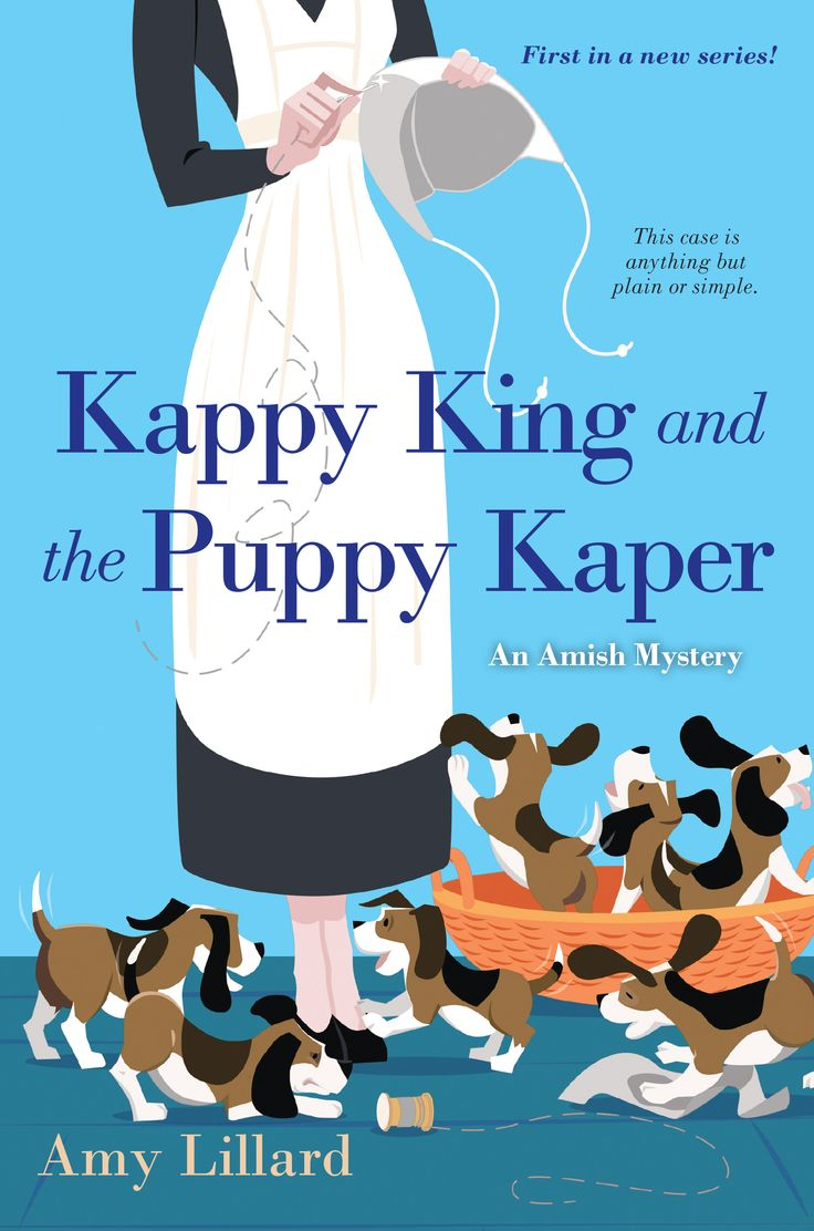 27 best Book: KAPPY KING AND THE PUPPY KAPER images on Pinterest ...