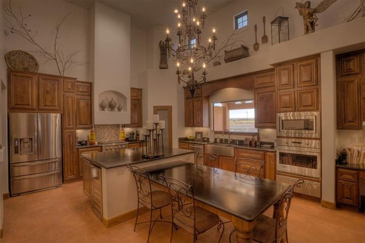 23 Brown Kitchen Designs - Home Epiphany