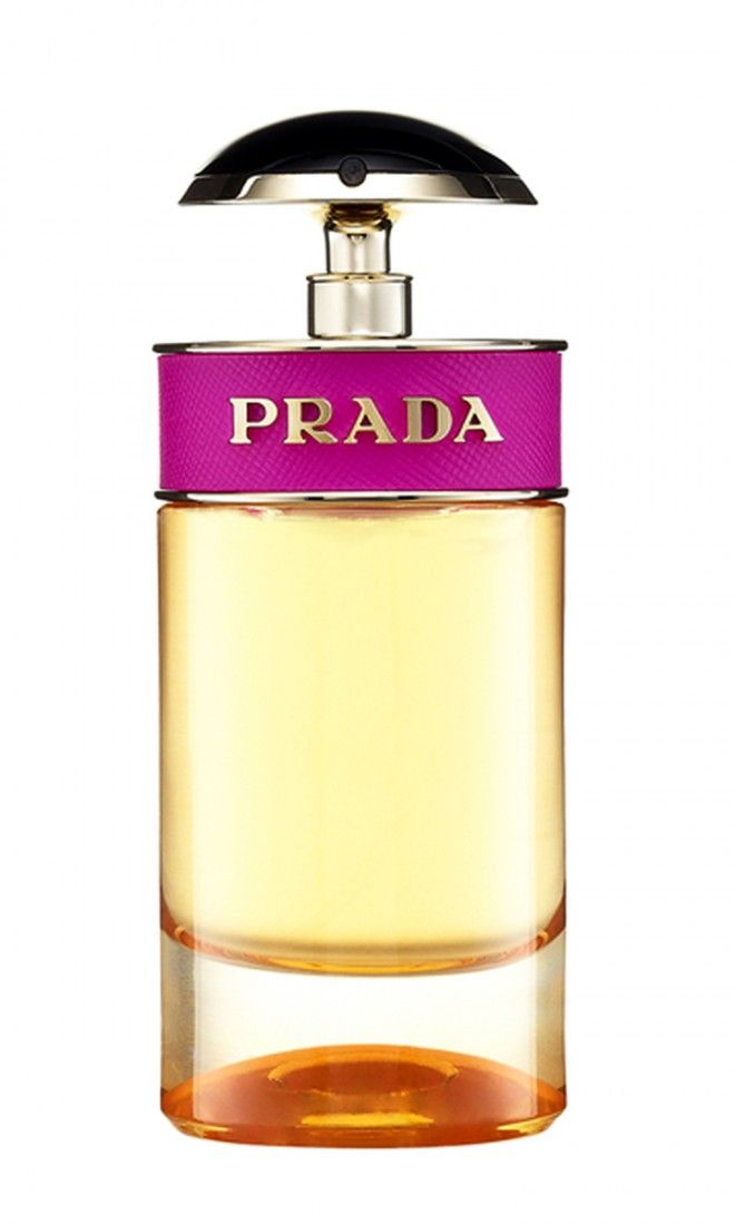 Prada CANDY is instantly seductive pure pleasure wrapped in impulsive charm. In an explosion of shocking pink and gold, Prada CANDY takes us on a walk on the wild side, showing us a new facet of Prada femininity where more is more and excess is everything. Magnified by white musks, noble benzoin comes together with a modern caramel accord to give the fragrance a truly unique signature. Notes: Caramel, Musk, Vanilla, Benzoin. Style: Carefree. Sophisticated. Sensual.