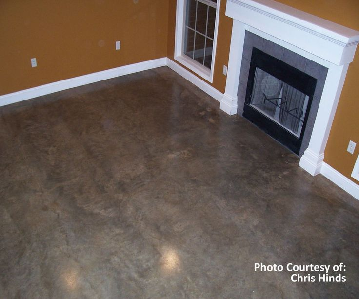 Soycrete concrete stained floor colors paint pinterest for Cement paint colors for floors