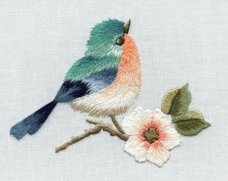 Trish Burr little bird