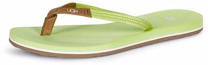 #Sandale #»Magnolia« - Perfekt für den Sommer! Riemen aus Leder. Weiche Decksohle aus Schaumstoff, mit Leder überzogen. Logoprint im Fersenbereich. Trageangenehme Qualität.