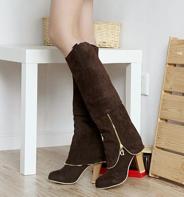 1000  ideas about Women's Knee High Boots on Pinterest | Designing ...