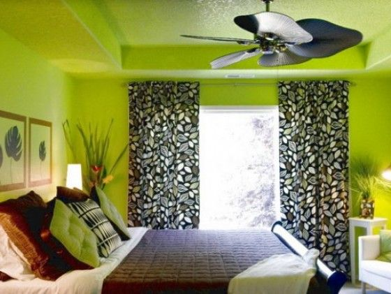 100 Best Apple Green Bedrooms Images On Pinterest