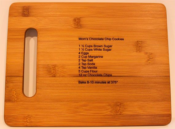 typed recipe cutting board - 1000×740
