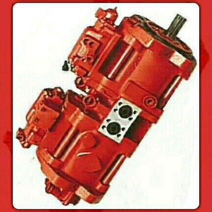 Case Excavator 9040B #159954A1 Hydrostatic Pump Repair