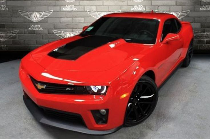 Modified 2013 Chevrolet Camaro ZL1 700 Hp For Sale