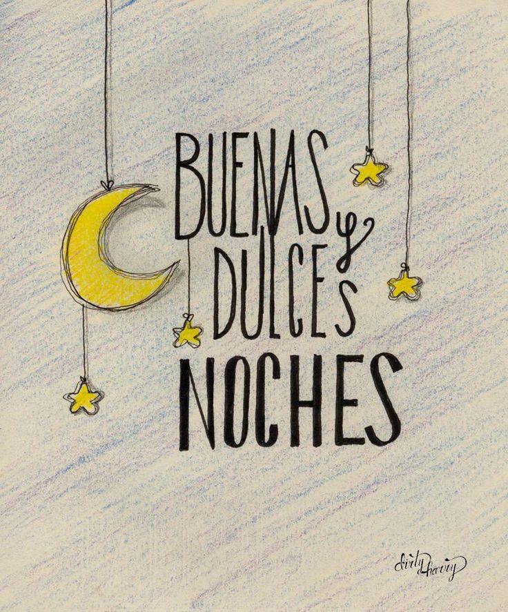Buenas y dulces noches - www.dirtyharry.es