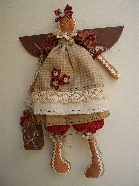 Ginger da Célia   Acabei de fazer ... Presente da Tia Célia,…   Flickr