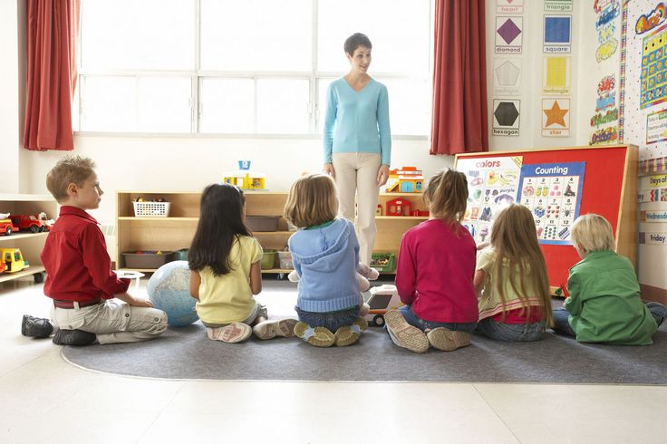 preschool teacher - February