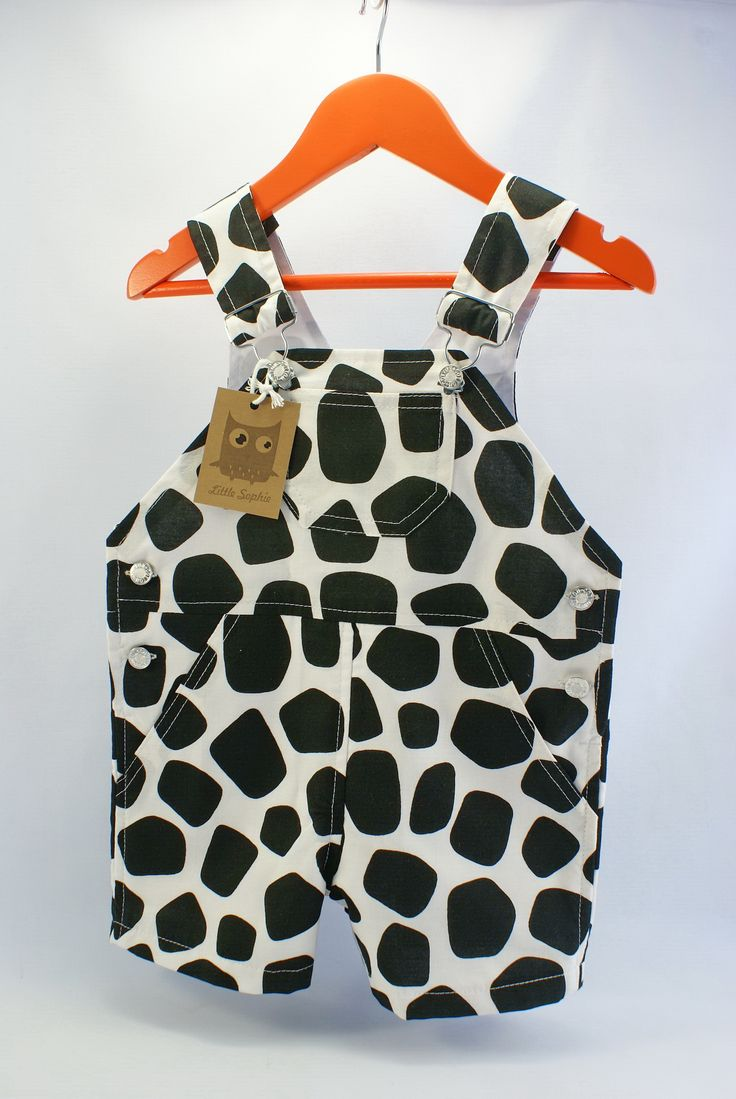 #handmade #forkids #overall #littlesophie #cow #baby
