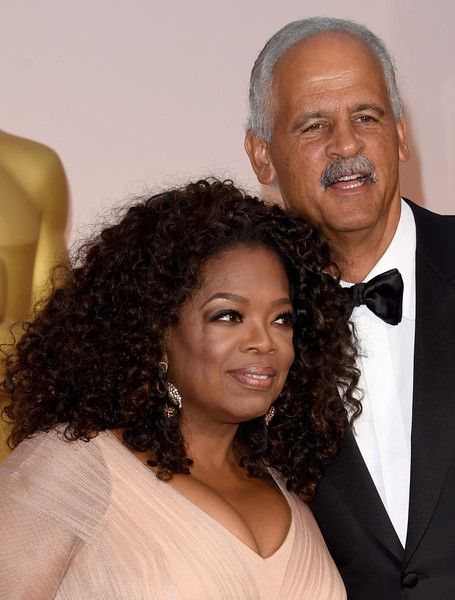 Oprah Winfrey (L) and Stedman Graham attend the 87th Annual Academy Awards at Hollywood & Highland Center on February 22, 2015 in Hollywood, California. - Arrivals at the 87th Annual Academy Awards — Part 3 - Zimbio