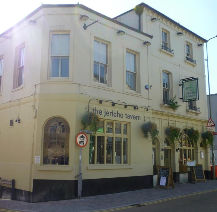"""Hardly a historic building but The Jericho Tavern is where Radiohead played their first live gig in 1986 under the name of """"On a Friday""""."""