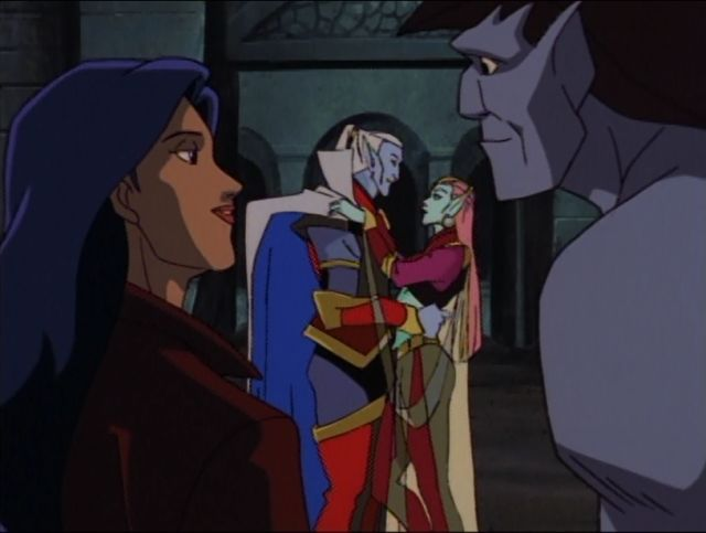 With you disney gargoyles goliath and elisa consider