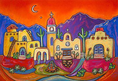 Jenny Willigrod, Original Southwest Art | Prints